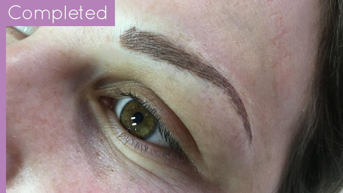 Permanent Eyebrows