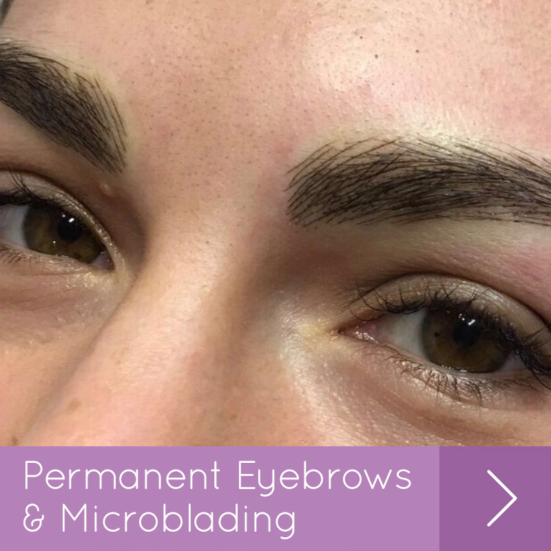 Permanent Eyebrows and Microblading