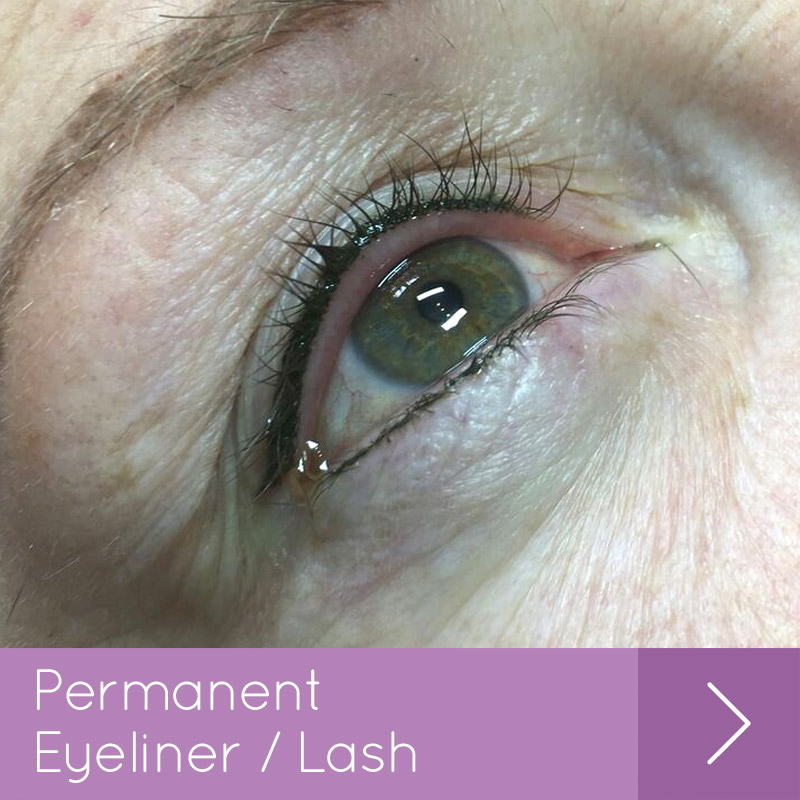 Permanent Eye Liner Lash Enhancement