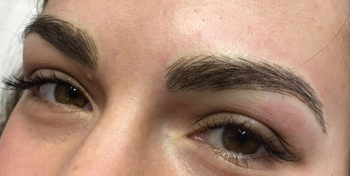 Permanent Eyebrows And Microblading Vk Permanent Cosmetics